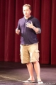 Drew Spills The Beans At Startup School
